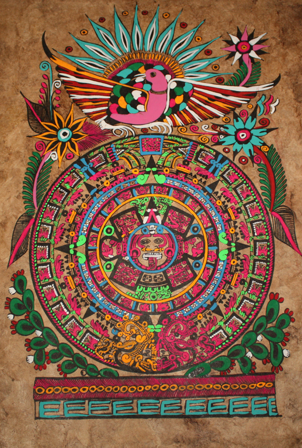 Aztec_calendar_on_Amate